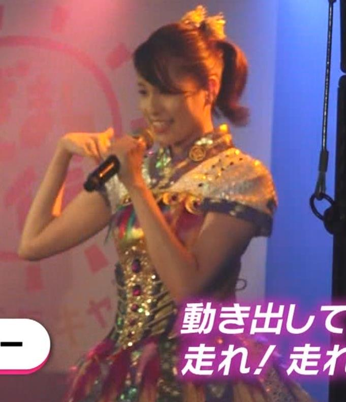 永島優美アナ ももクロ高城れに役キャプ・エロ画像10