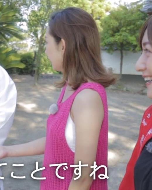 中上真亜子 童貞を殺すセーター風ニットキャプ画像(エロ・アイコラ画像)