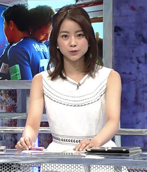 中川恵美理アナ セント・フォースの激カワフリーアナキャプ・エロ画像13