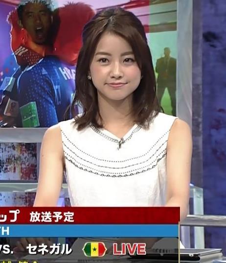 中川恵美理アナ セント・フォースの激カワフリーアナキャプ・エロ画像14