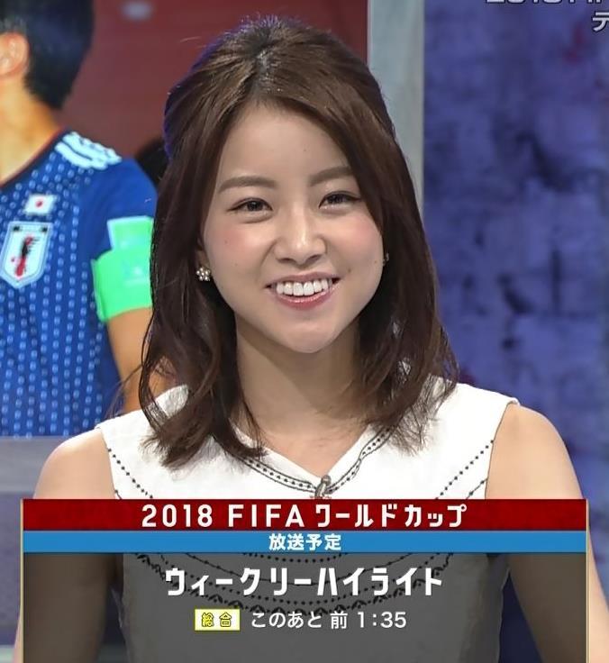 中川恵美理アナ セント・フォースの激カワフリーアナキャプ・エロ画像15