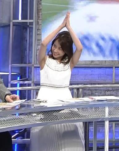 中川恵美理アナ セント・フォースの激カワフリーアナキャプ・エロ画像8