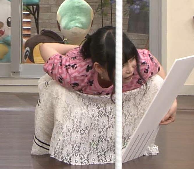 中川翔子 Tシャツおっぱいキャプ・エロ画像7