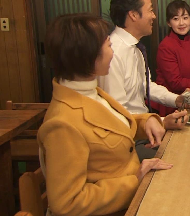 中村静 サスペンスドラマで乳揺れ(GIF動画)キャプ・エロ画像13