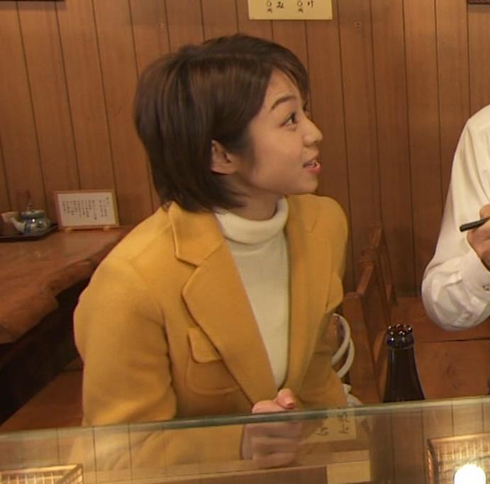中村静 サスペンスドラマで乳揺れ(GIF動画)キャプ・エロ画像14