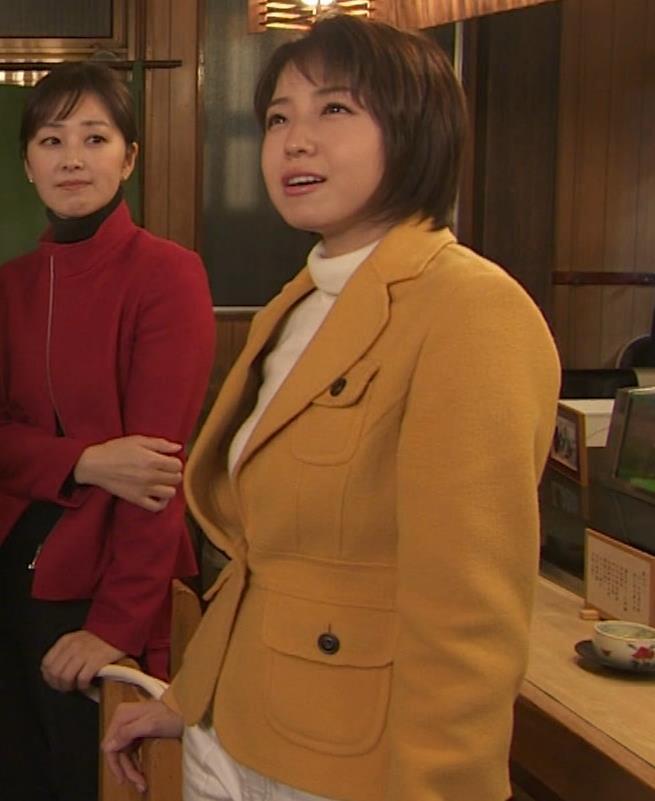 中村静 サスペンスドラマで乳揺れ(GIF動画)キャプ・エロ画像15