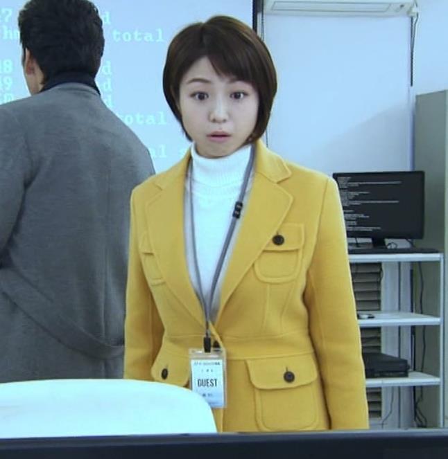 中村静 サスペンスドラマで乳揺れ(GIF動画)キャプ・エロ画像9