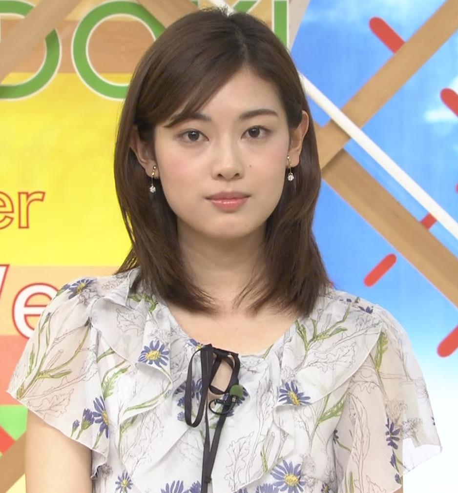 中西悠理アナ TBS 「はやドキ!」 よりキャプ・エロ画像5