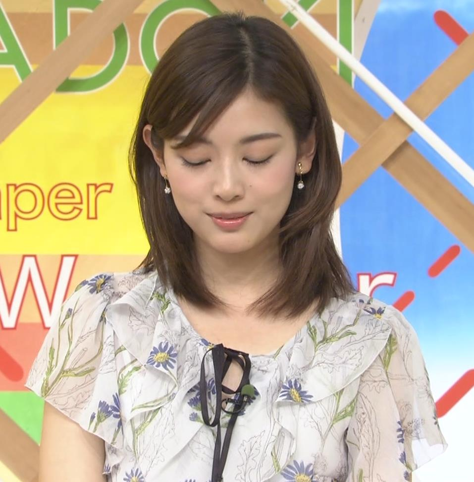 中西悠理アナ TBS 「はやドキ!」 よりキャプ・エロ画像6