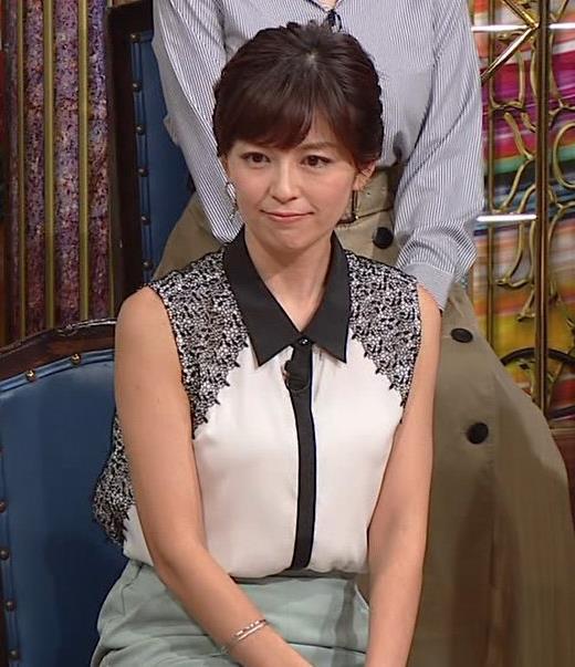 中野美奈子 ワキ全開!!キャプ・エロ画像8