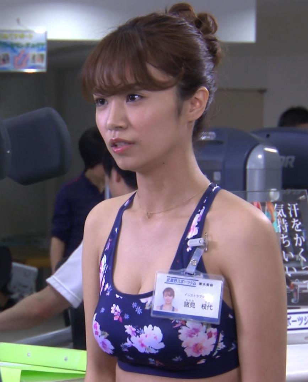 菜乃花 ドラマでエロい役をやってたキャプ・エロ画像5