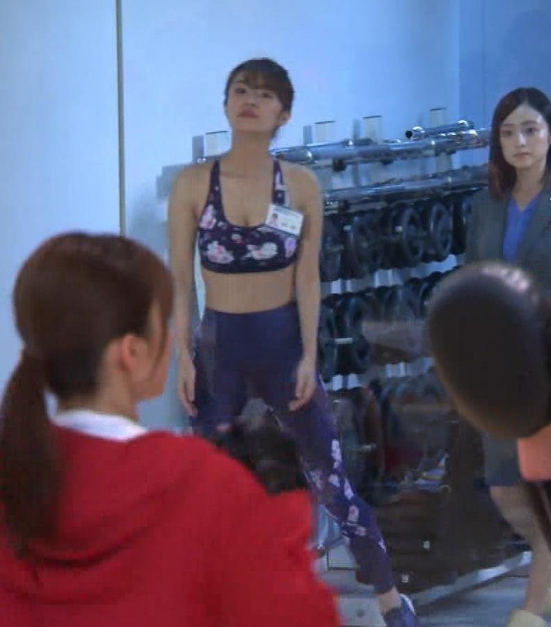 菜乃花 ドラマでエロい役をやってたキャプ・エロ画像7
