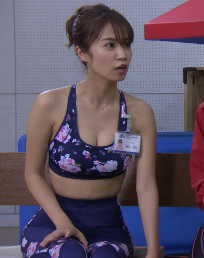 菜乃花 ドラマでエロい役をやってたキャプ・エロ画像8