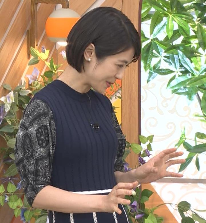 夏目三久 タイトな衣装キャプ・エロ画像