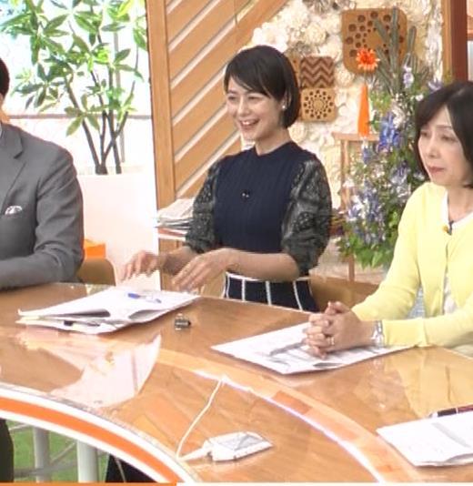 夏目三久 タイトな衣装キャプ・エロ画像4