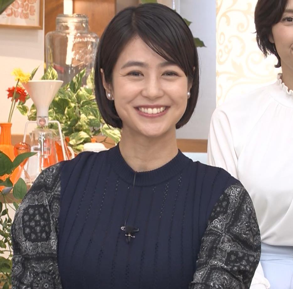 夏目三久 タイトな衣装キャプ・エロ画像6