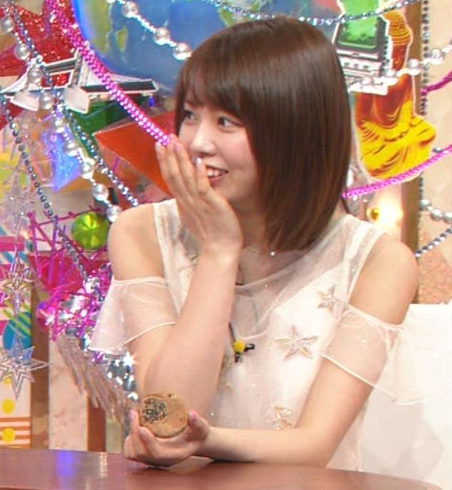 西村歩乃果 すごくかわいいアイドルの食べるところキャプ・エロ画像12