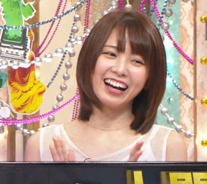 西村歩乃果 すごくかわいいアイドルの食べるところキャプ・エロ画像15