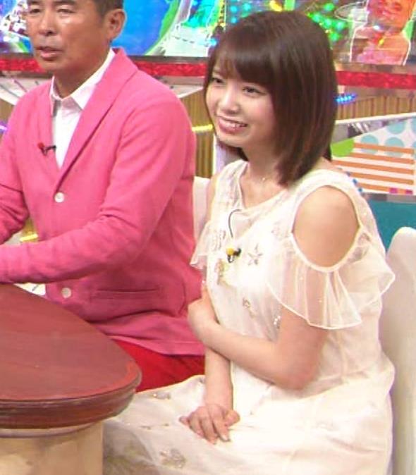 西村歩乃果 すごくかわいいアイドルの食べるところキャプ・エロ画像4