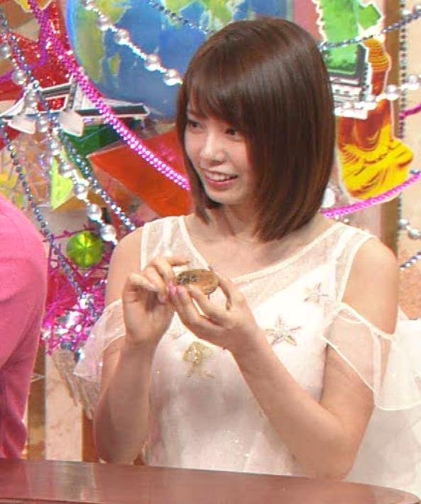 西村歩乃果 すごくかわいいアイドルの食べるところキャプ・エロ画像6