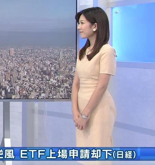 西野志海 お尻がプリッとしたテレ東の女子アナキャプ画像(エロ・アイコラ画像)