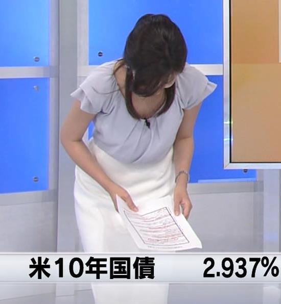西野志海アナ 清楚系エロな女子アナキャプ・エロ画像
