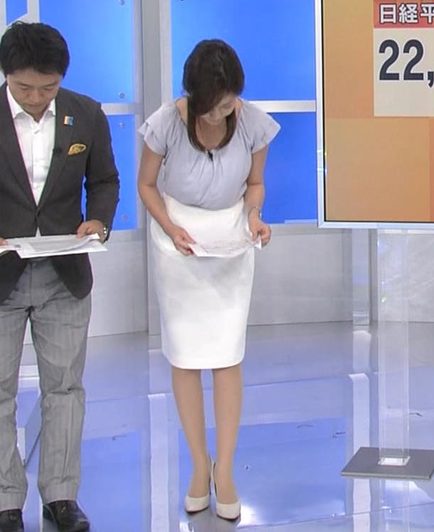 西野志海アナ 清楚系エロな女子アナキャプ・エロ画像2
