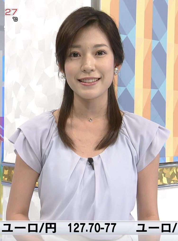 西野志海アナ 清楚系エロな女子アナキャプ・エロ画像3