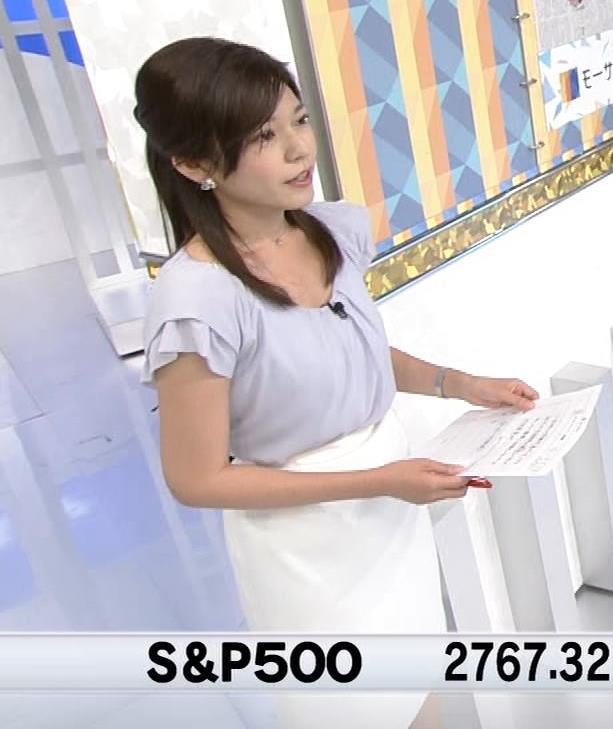 西野志海アナ 清楚系エロな女子アナキャプ・エロ画像4