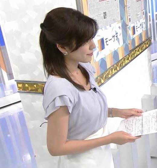 西野志海 清楚系エロな女子アナキャプ画像(エロ・アイコラ画像)