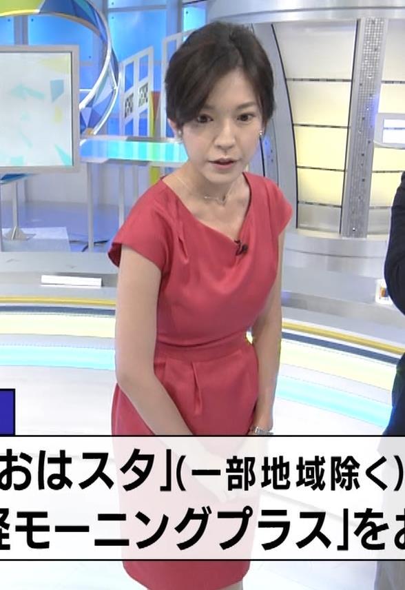 西野志海アナ くびれがすごそうな女子アナキャプ・エロ画像2