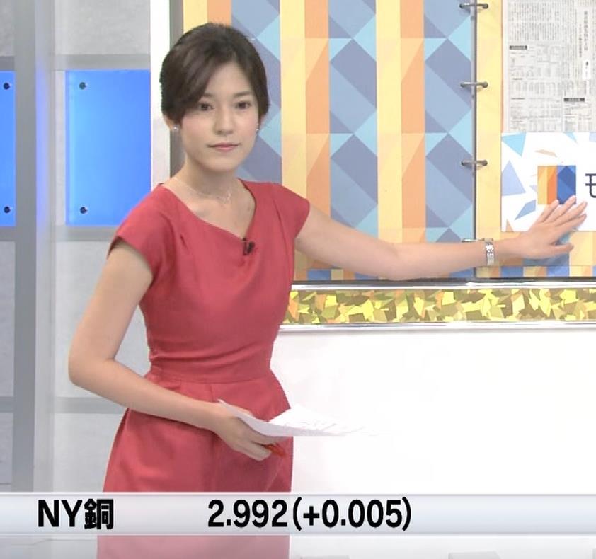 西野志海アナ くびれがすごそうな女子アナキャプ・エロ画像11