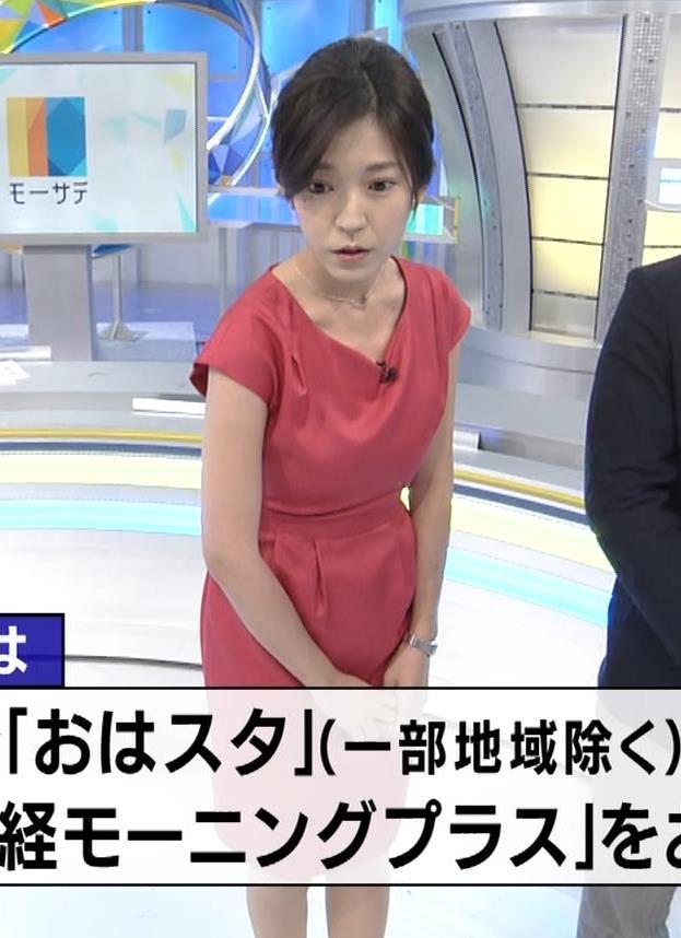 西野志海アナ くびれがすごそうな女子アナキャプ・エロ画像3