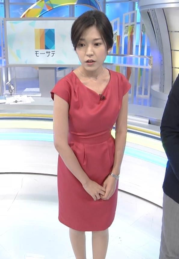 西野志海アナ くびれがすごそうな女子アナキャプ・エロ画像4