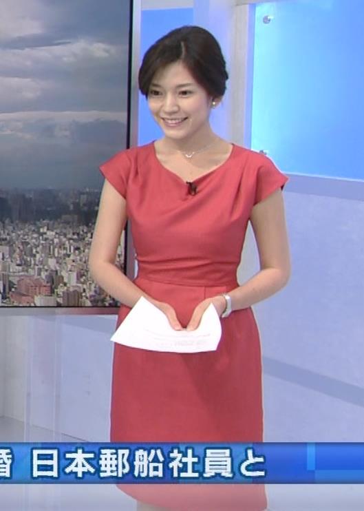 西野志海アナ くびれがすごそうな女子アナキャプ・エロ画像6