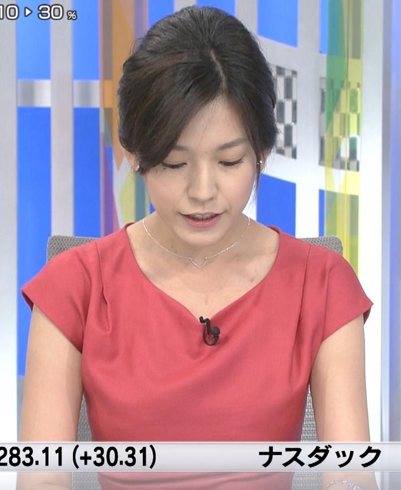 西野志海アナ くびれがすごそうな女子アナキャプ・エロ画像7