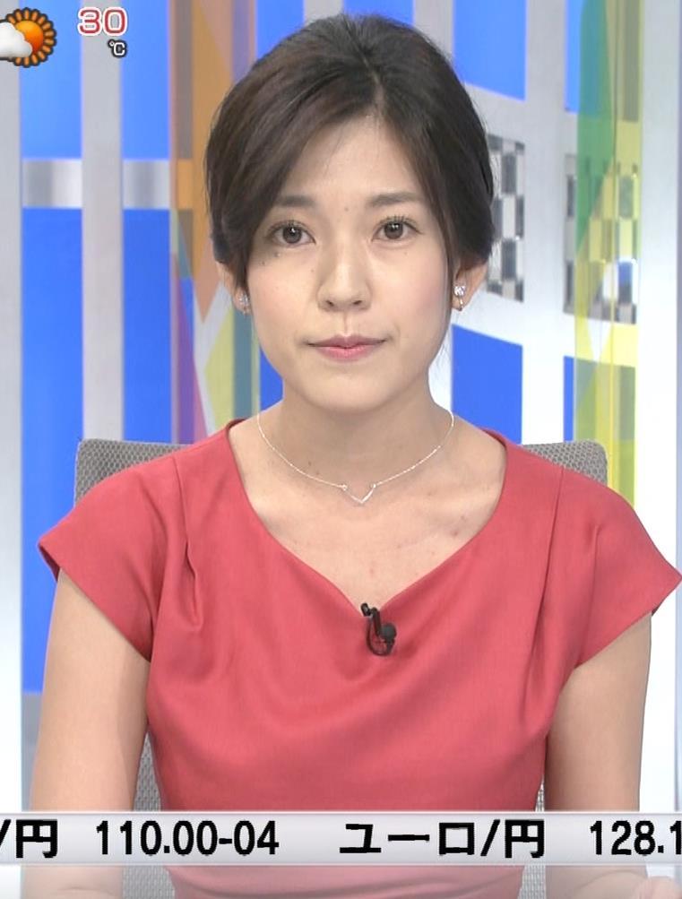 西野志海アナ くびれがすごそうな女子アナキャプ・エロ画像8