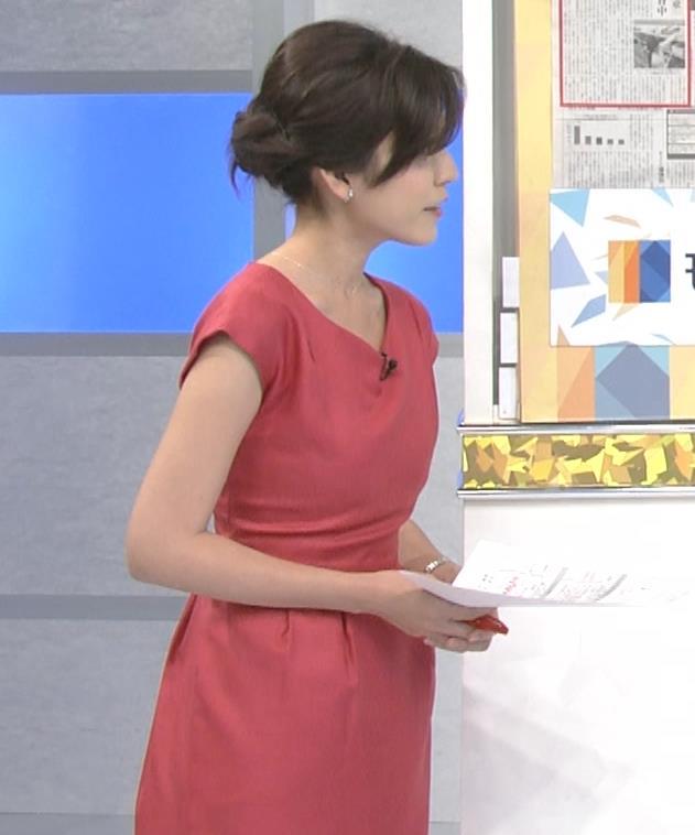 西野志海アナ くびれがすごそうな女子アナキャプ・エロ画像9