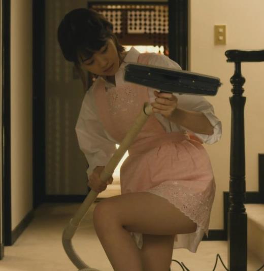 西野七瀬 太ももやお尻がエロ過ぎなドラマキャプ画像(エロ・アイコラ画像)