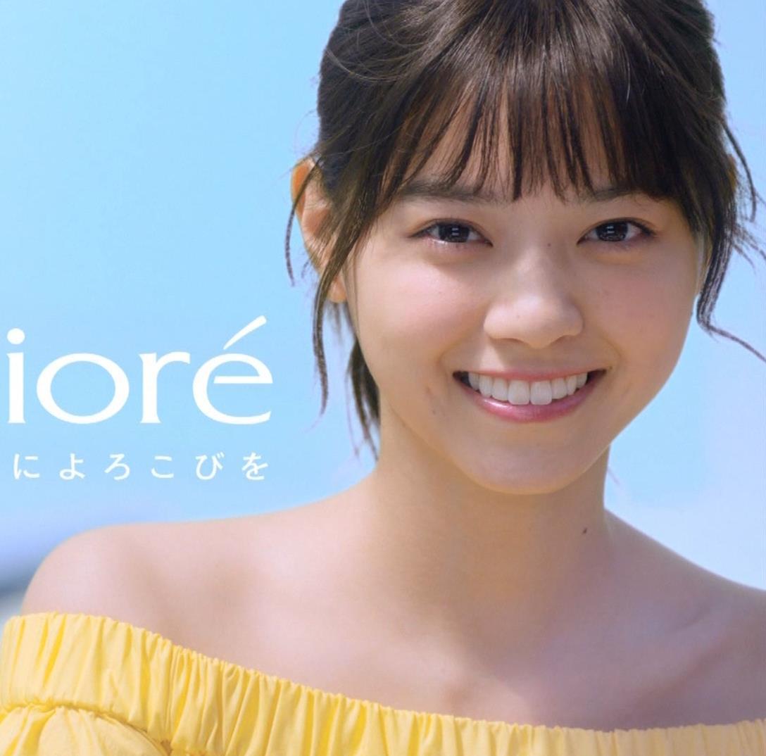 西野七瀬 エロかわいい日焼け止めのCMキャプ・エロ画像14