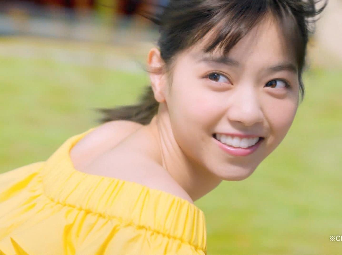 西野七瀬 エロかわいい日焼け止めのCMキャプ・エロ画像5