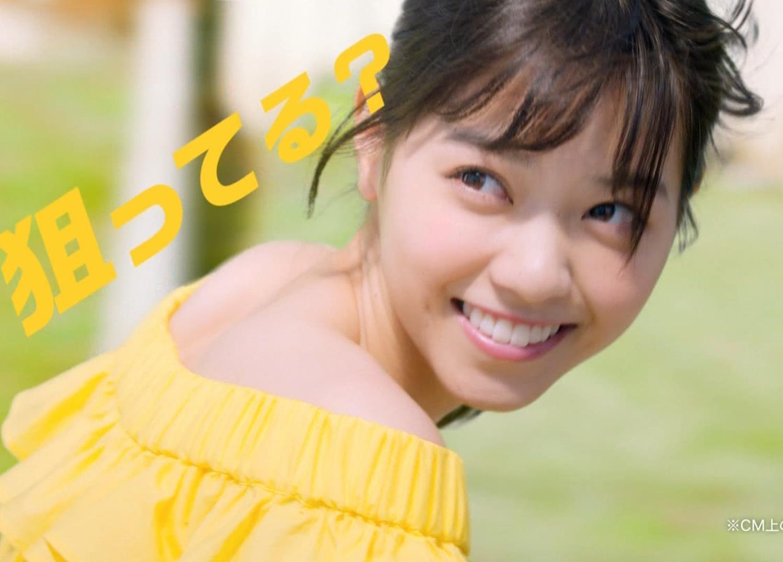西野七瀬 エロかわいい日焼け止めのCMキャプ・エロ画像6