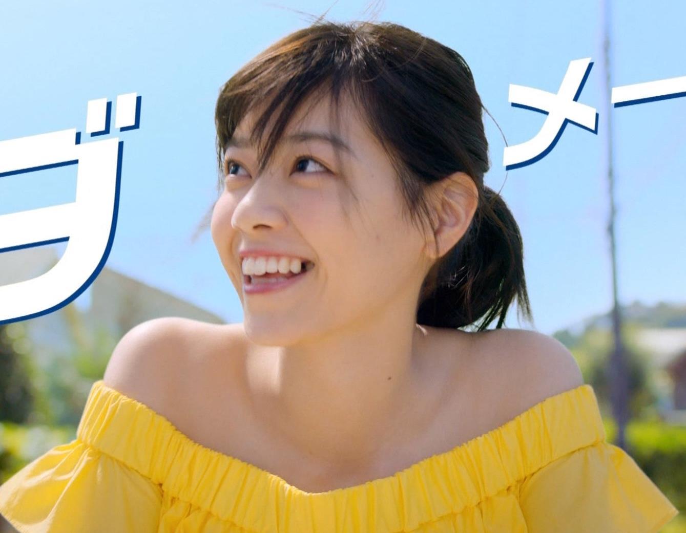 西野七瀬 エロかわいい日焼け止めのCMキャプ・エロ画像8