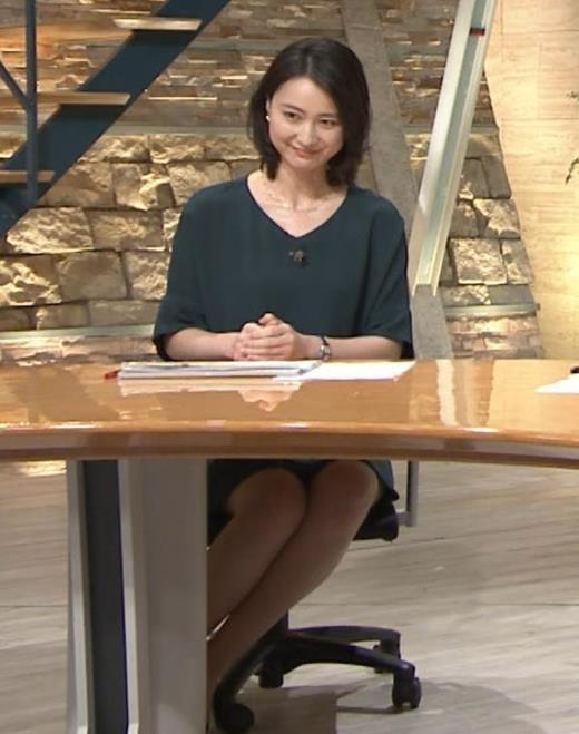 小川彩佳 デルタゾーンちらちらキャプ画像(エロ・アイコラ画像)