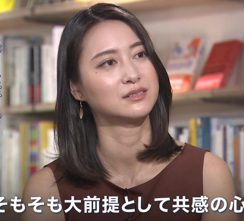 小川彩佳 エロいインタビューキャプ・エロ画像4