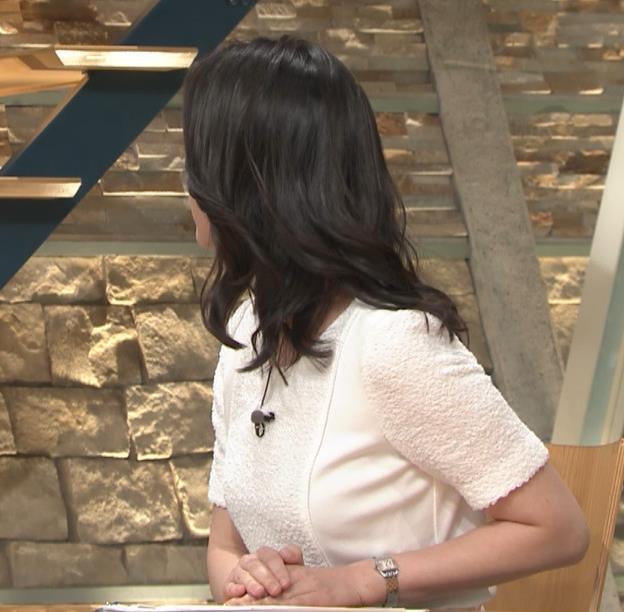 アナ パッツン横乳キャプ・エロ画像