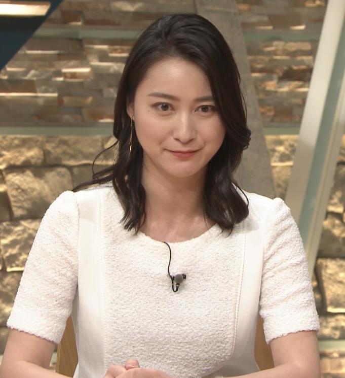 アナ パッツン横乳キャプ・エロ画像6
