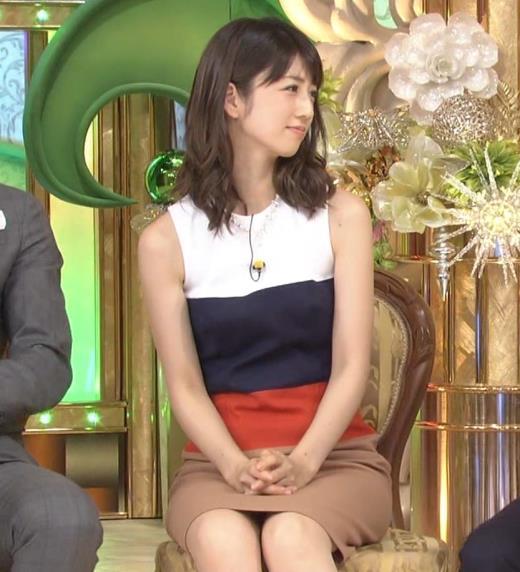 小倉優子 まだまだかわいいミニスカのデルタゾーンキャプ画像(エロ・アイコラ画像)