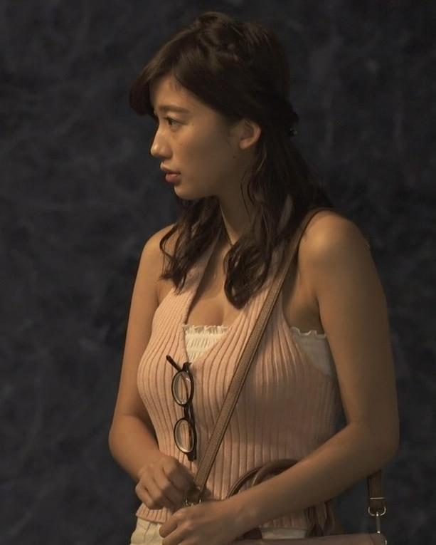 小倉優香 ドラマでエロ要員になってるキャプ・エロ画像12