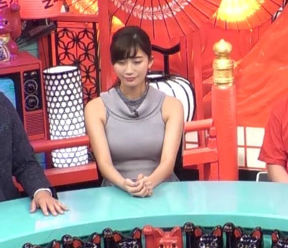 小倉優香 「水曜日のダウンタウン」でおっぱいを強調してたよキャプ・エロ画像3